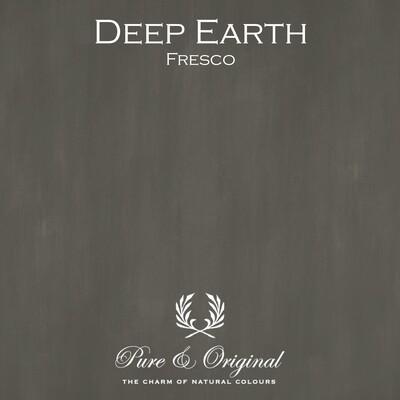Deep Earth Fresco
