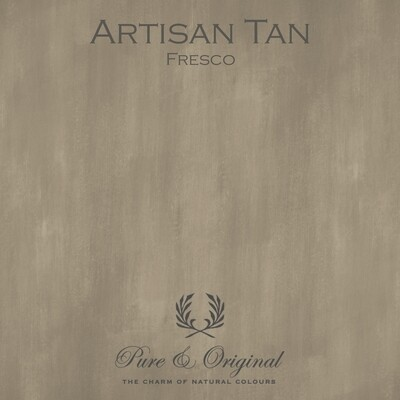 Artisan Tan Fresco