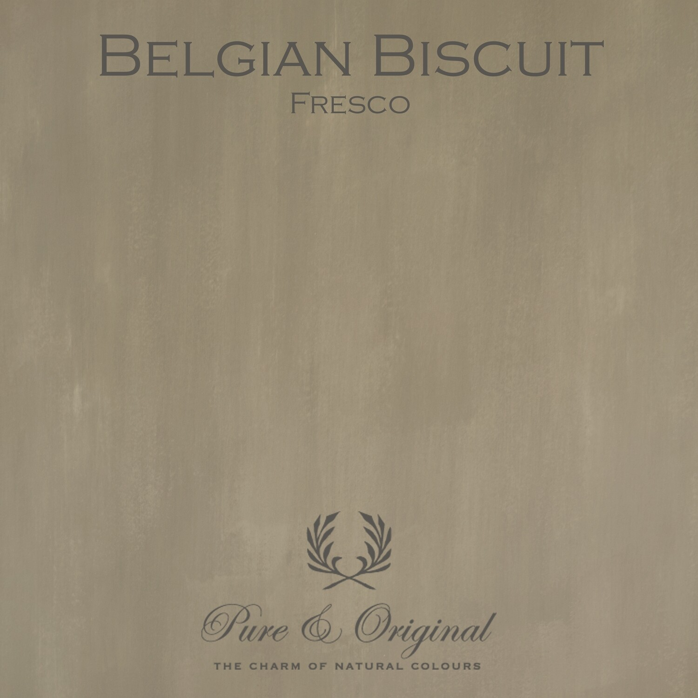 Belgian Biscuit Fresco