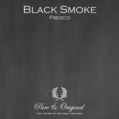 Black Smoke Fresco