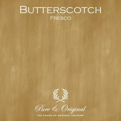 Butterscotch Fresco