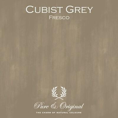 Cubist Gray Fresco