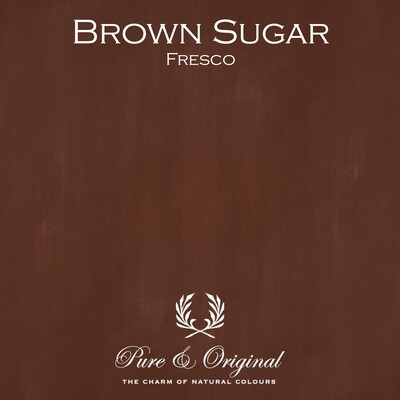 Brown Sugar Fresco