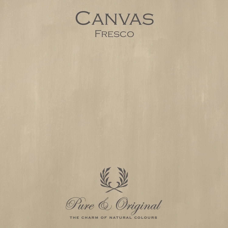 Canvas Fresco