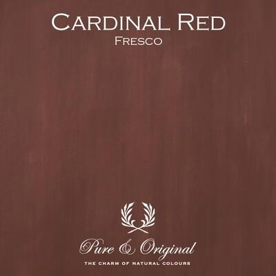 Cardinal Red Fresco