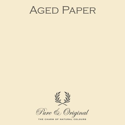 Aged Paper Lacquer