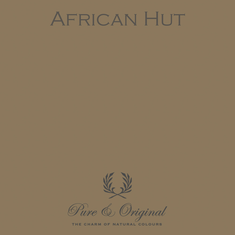 African Hut Lacquer