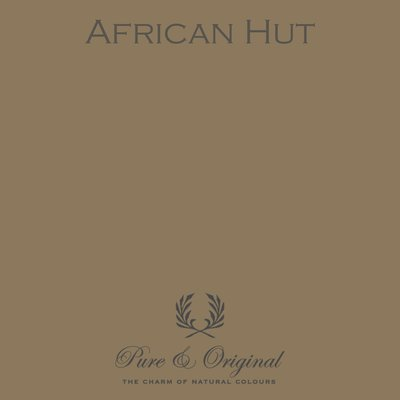 African Hut Licetto