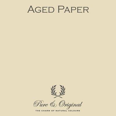 Aged Paper Marrakech