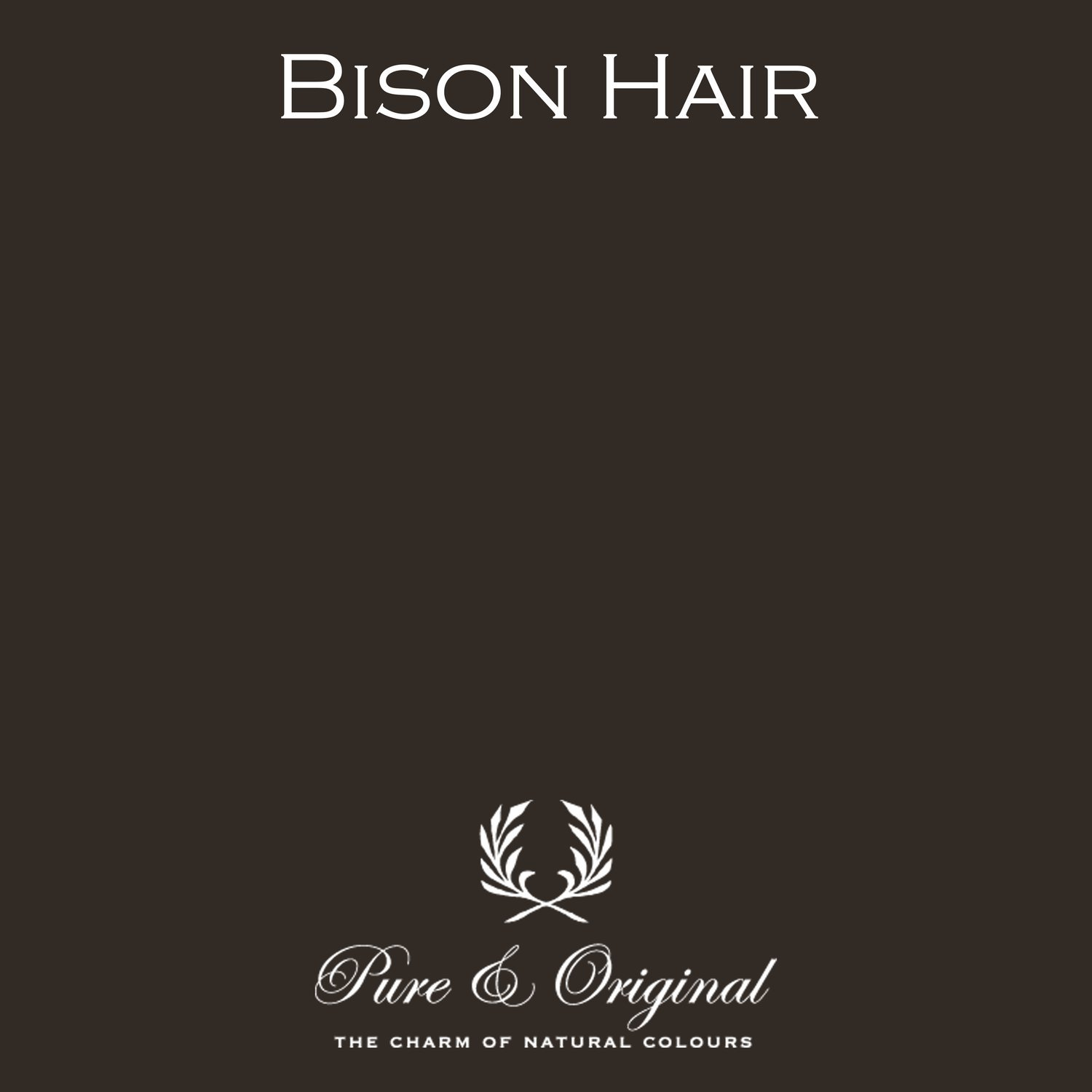 Bison Hair Licetto