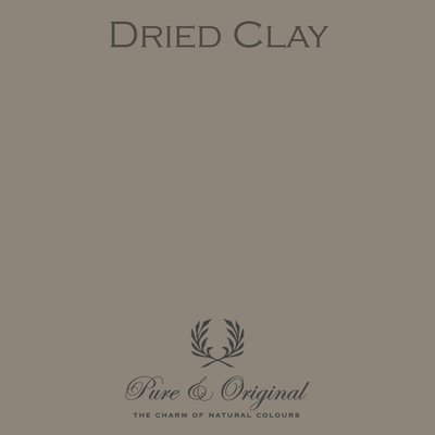 Dried Clay Licetto