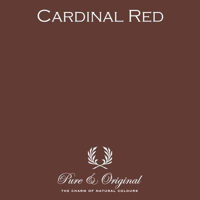 Cardinal Red Marrakech