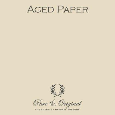 Aged Paper Fresco