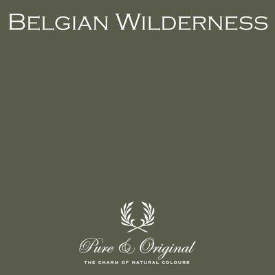 Belgian Wilderness Fresco