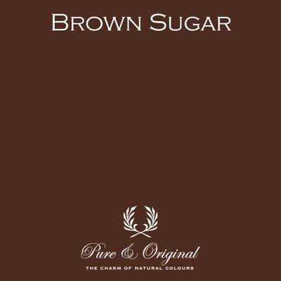 Brown Sugar Fresco