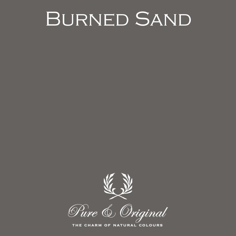 Burned Sand Fresco