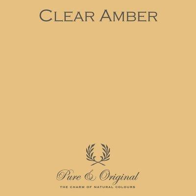 Clear Amber Fresco