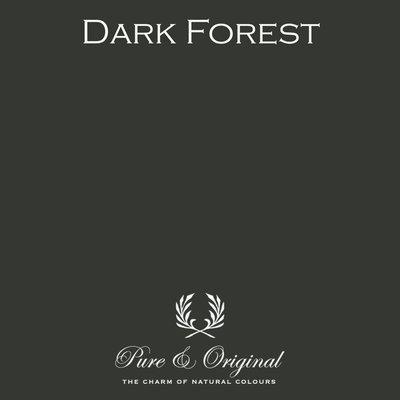 Dark Forest Fresco