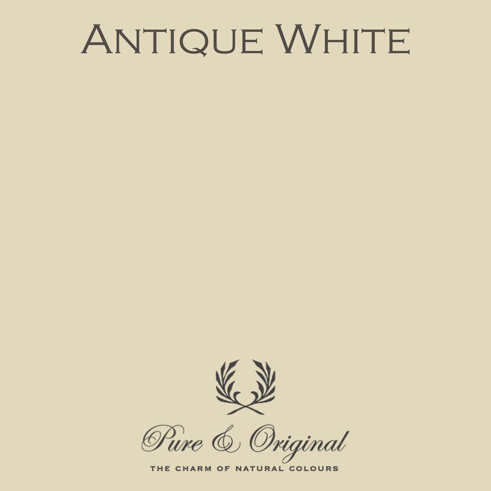 Antique White Lacquer
