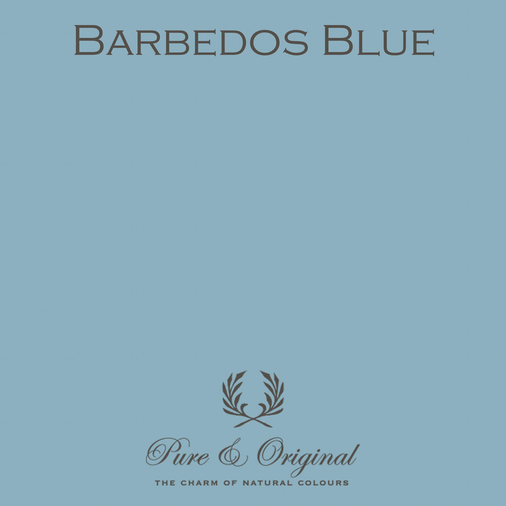 Barbedos Blue Lacquer