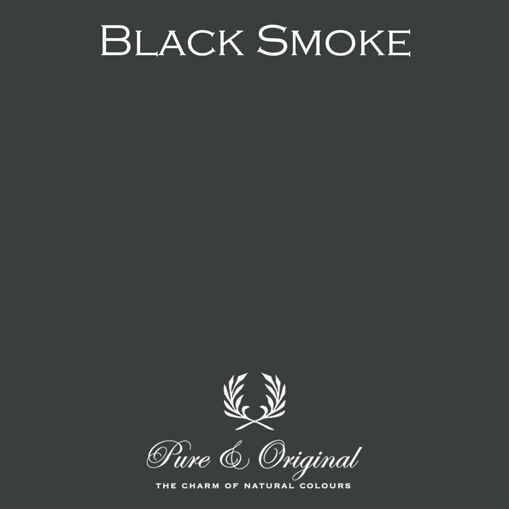 Black Smoke Lacquer