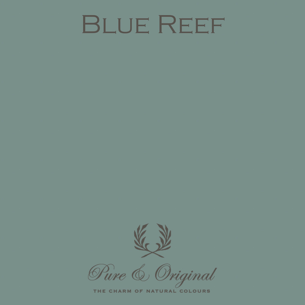 Blue Reef Lacquer
