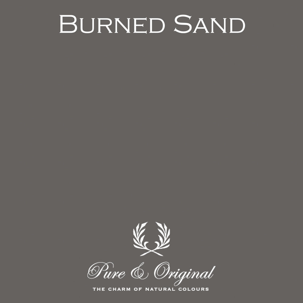 Burned Sand Lacquer