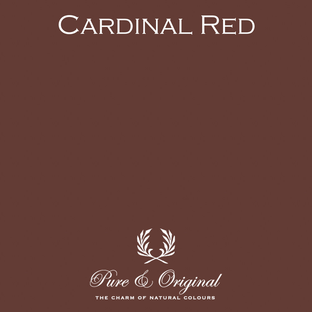 Cardinal Red Lacquer