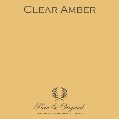 Clear Amber Lacquer