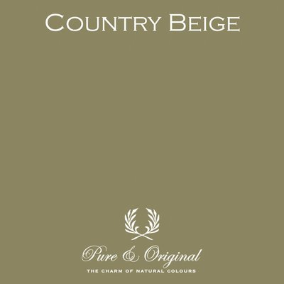 Country Beige Lacquer