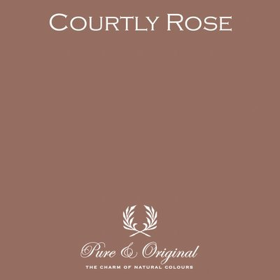 Courtly Rose Lacquer