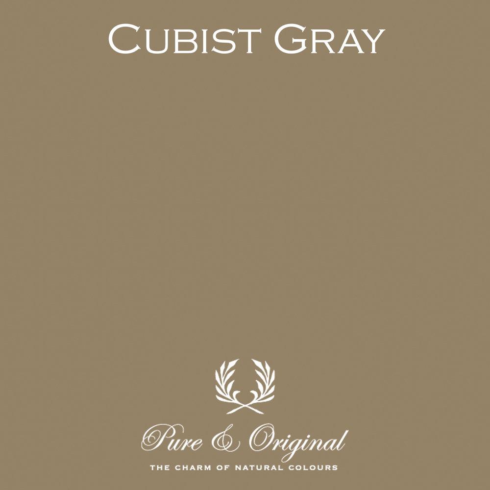 Cubist Gray Lacquer