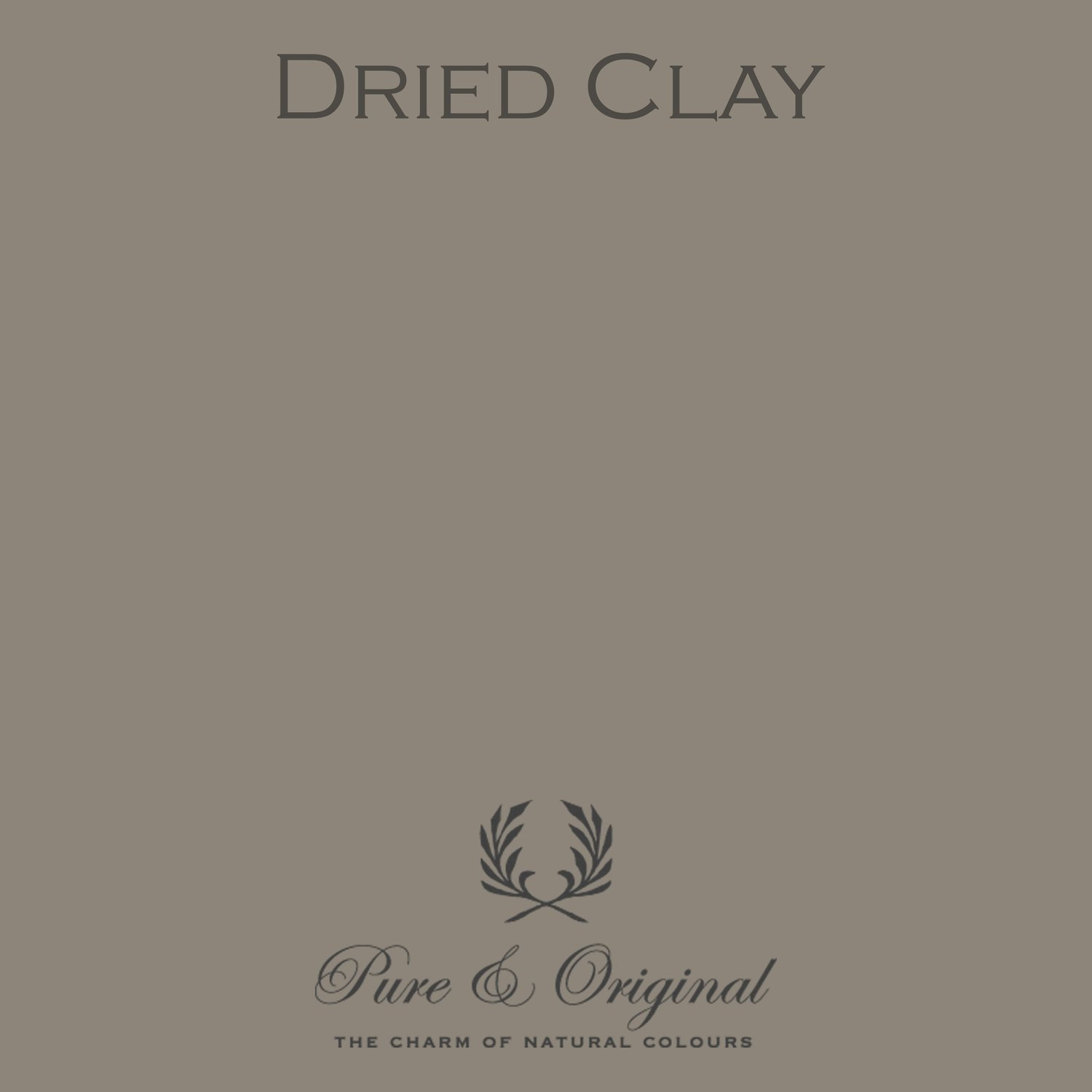 Dried Clay Lacquer