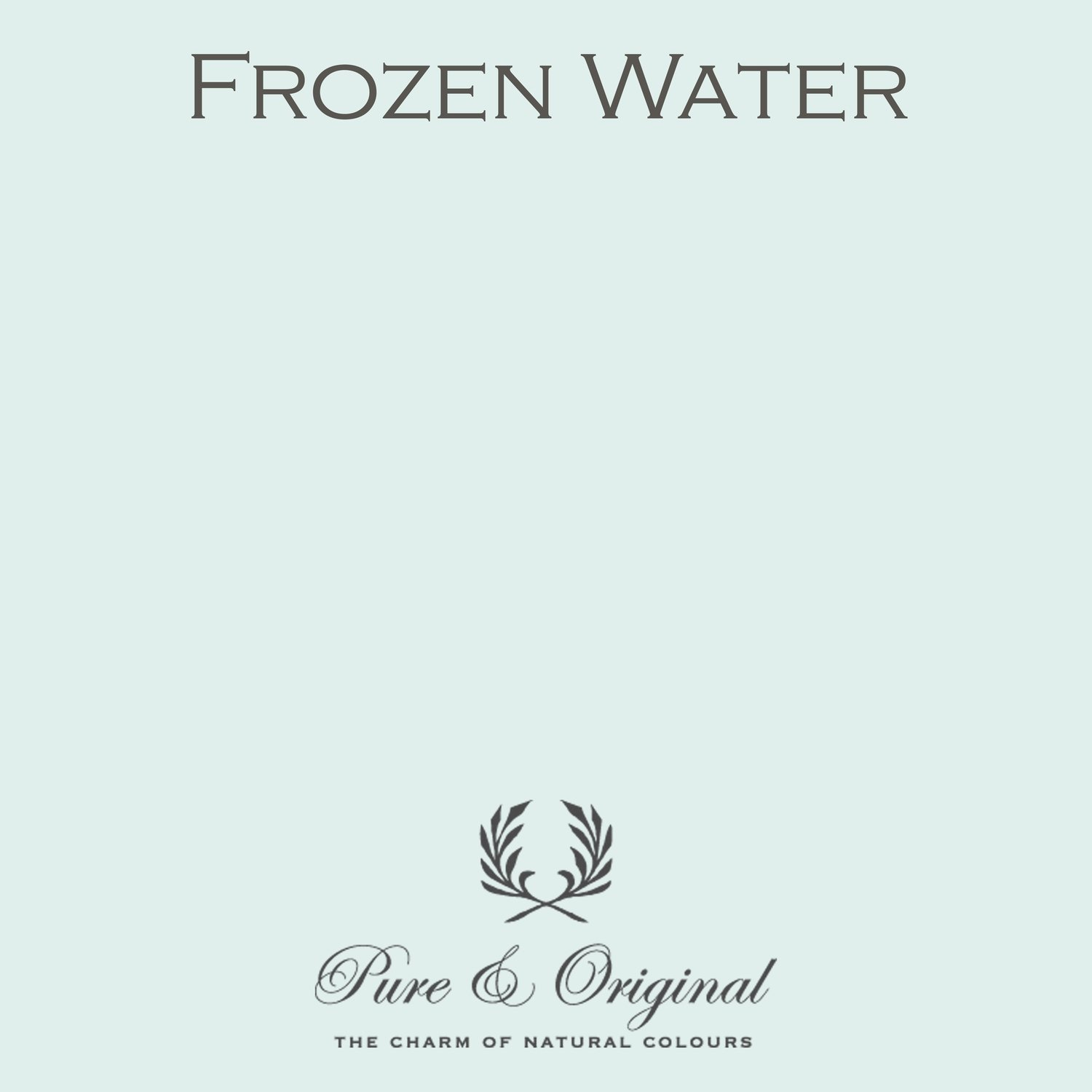Frozen Water Lacquer