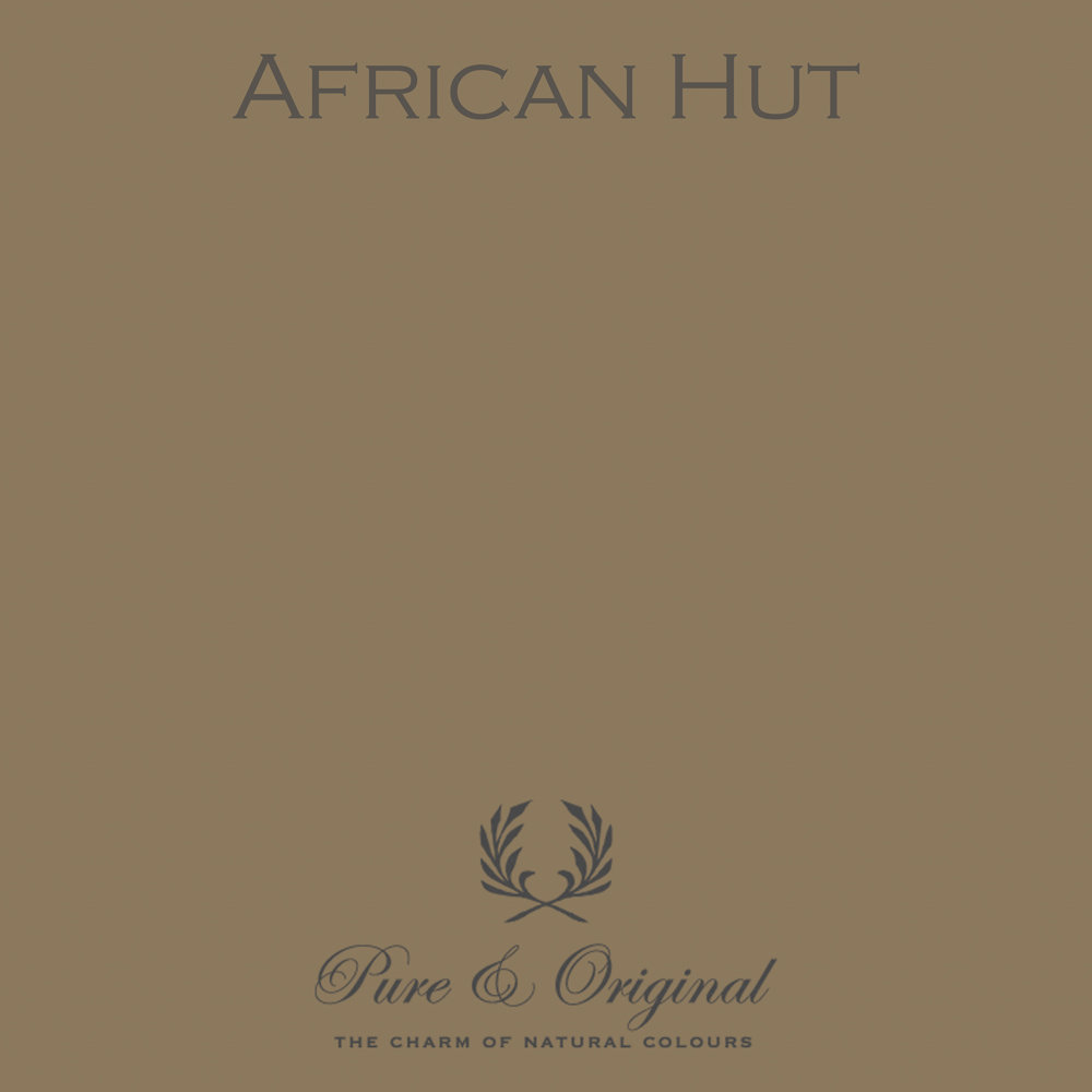 African Hut Carazzo