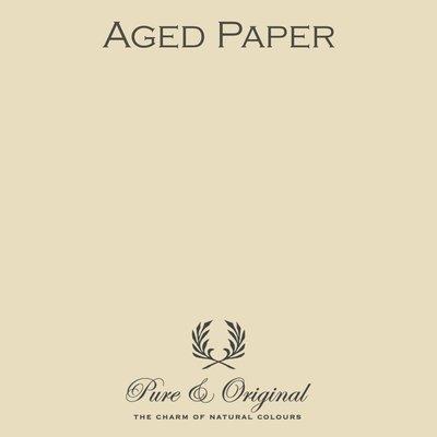 Aged Paper Carazzo