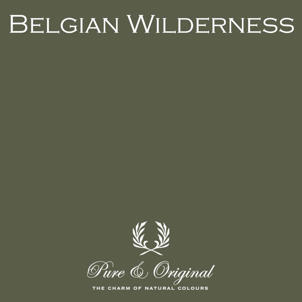 Belgian Wilderness Carazzo