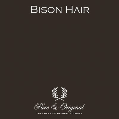 Bison Hair Carazzo