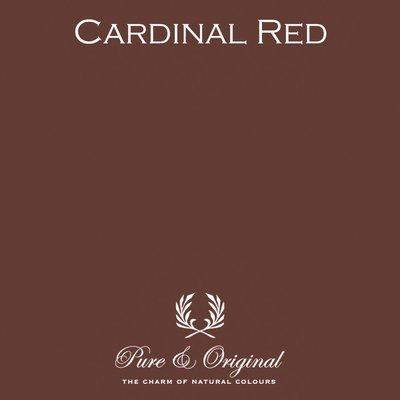 Cardinal Red Carazzo