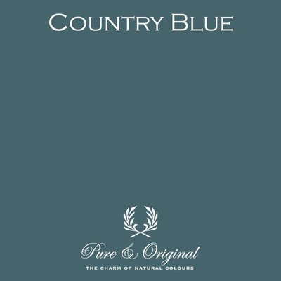 Country Blue Carazzo