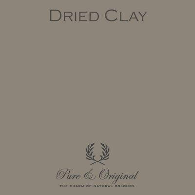 Dried Clay Carazzo