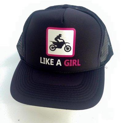 MX Like A Girl Trucker