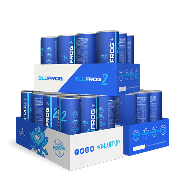 BLU FROG 2®  36-Pack