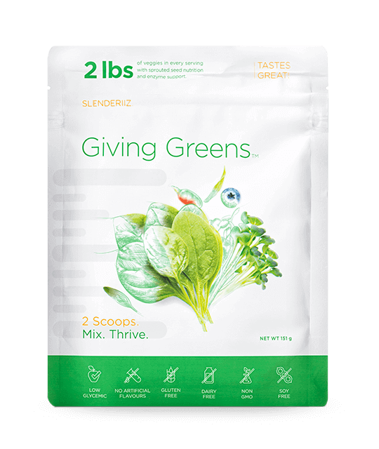 Giving Greens Drink 2.0