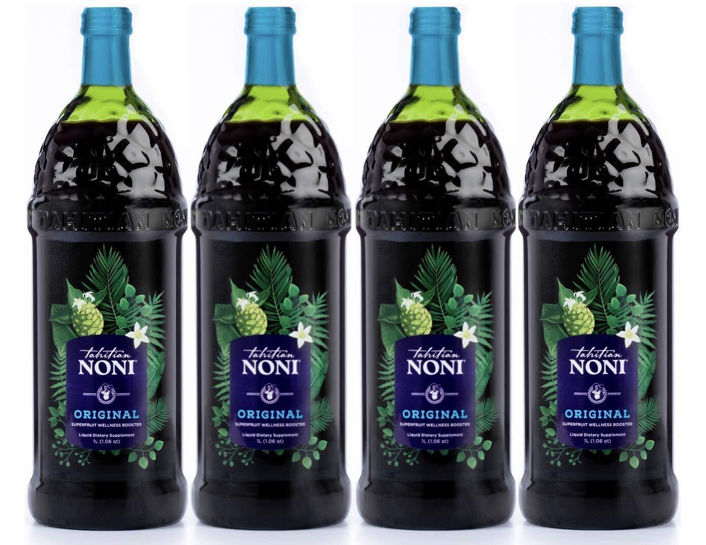 Tahitian Noni® Original - 4 Bottles