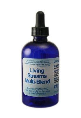 Living Streams Multi-Blend Probitoics-8oz