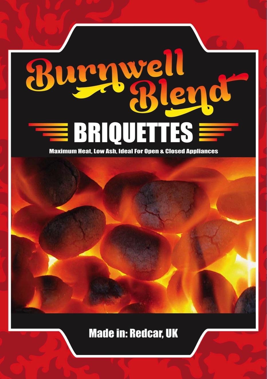 Burnwell Blend 40 x 25kg Bags