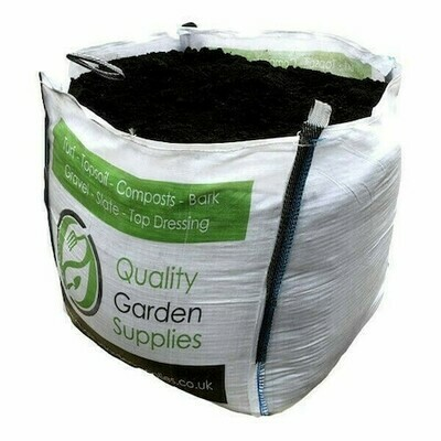 Turfing Topsoil Bulk Bag QGS-Lawn-soil-BB