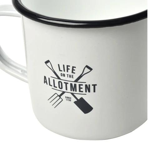 The Allotmenteer Mug : Burgon & Ball