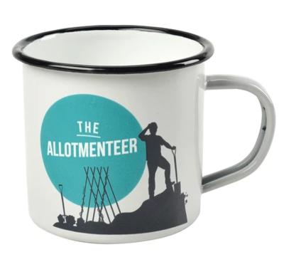 The Allotmenteer Mug : Burgon & Ball B&-GEN/ALLOTMUG